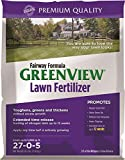 GreenView Fairway Formula Lawn Fertilizer - 16.5 lb bag, Covers 5,000 Sq. Ft. Photo, best price $34.99 new 2019