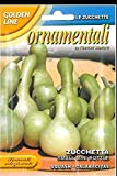 franchi Seeds Ornamental Squash Mini Bottle Small courgette Seeds Photo, best price $9.99 new 2019