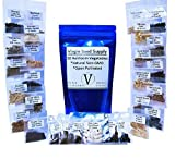 10,000 Seed Lot - 30 Vegetable & Fruit Variety Pack - Survival Non-gmo Varieties Photo, best price $11.49 new 2019