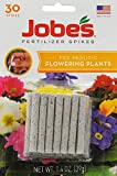 Jobe's Flower Indoor/Outdoor Plants Fertilizer Food Spikes - 30 Pack Photo, best price $4.99 new 2020