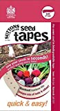 suttons Seeds Seed Tape Beetroot Rainbow Mix Photo, best price  new 2019