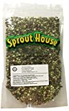 The Sprout House Certified Organic Non-gmo Sprouting Seeds Holly's Mix - Mung, Adzuki, Green Pea, Red Lentil, French Lentil, Green Lentil 1 Pound Photo, best price $14.30 new 2020