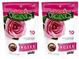 Jobe's Organics Rose Fertilizer Spikes, 3-5-3 Time Release Fertilizer for All Flowering Shrubs, 10 Spikes per Package (2, Original Version) Photo, best price $21.99 new 2020