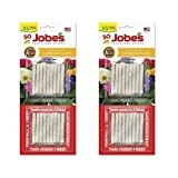 Jobe's Fertilizer Spikes for Flowering Plants, 10-10-4 Time Release Fertilizer, 50 Spikes per Package (2 Pack) Photo, best price $8.59 new 2020