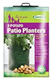 Tierra Garden 50-1040 Haxnicks Potato Patio Planter and Grow Bag, 3-Pack Photo, best price $14.98 new 2018