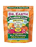 Dr. Earth Premium Gold All Purpose Fertilizer 4 lb Photo, best price $11.99 new 2019