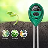 iPower LGTESTSOIL 3 in 1 Soil Meter, 3in1 Photo, best price $16.99 new 2020