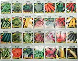 28 Packs Variety Deluxe Vegetable Seeds Create a Deluxe Garden! All Seeds are Heirloom, 100% Non-GMO! by Black Duck Brand Photo, best price $16.99 new 2018