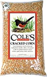 Cole's CC05 Cracked Corn Bird Food, 5-Pound Photo, best price $6.08 new 2018